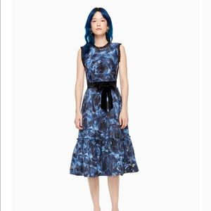 New Kate Spade Madison Ave Airy Rose Liya Dress 10